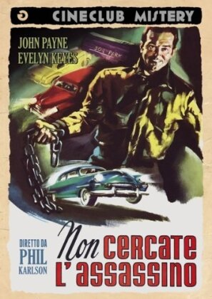 Non cercate l'assassino (1953) (Cineclub Mistery, n/b)