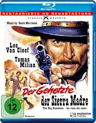 Der gehetzte der Sierra Madre (1966) (Classic Western, 2 Blu-rays)