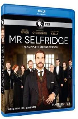 Mr. Selfridge - Season 2 (3 Blu-rays)