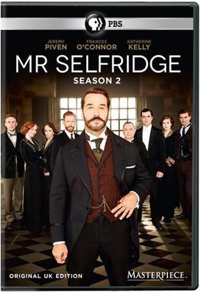 Mr. Selfridge - Season 2 (3 DVDs)