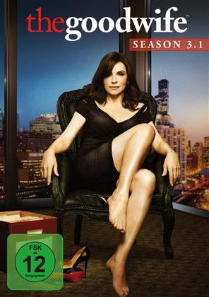 The Good Wife - Staffel 3.1 (Repackaged, 3 DVDs)