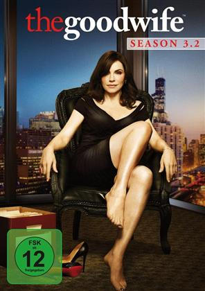 The Good Wife - Staffel 3.2 (Repackaged, 3 DVDs)