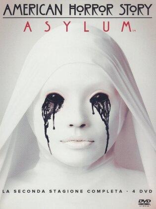 American Horror Story - Asylum - Stagione 2 (4 DVD)