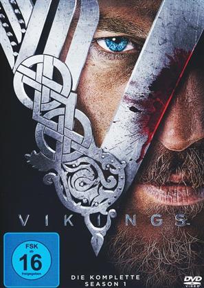 Vikings - Staffel 1 (3 DVDs)