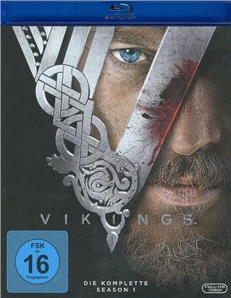 Vikings - Staffel 1 (3 Blu-rays)