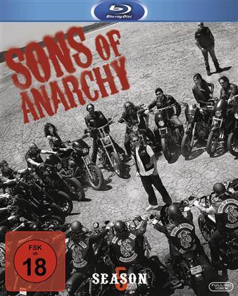Sons of Anarchy - Staffel 5 (3 Blu-rays)