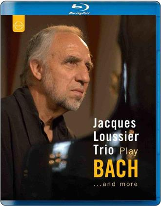 Jacques Loussier Trio - Play Bach... and more (Euro Arts)