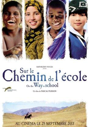 Sur le chemin de l'école - On the way to school (2013)