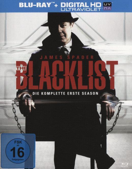 The Blacklist - Staffel 1 (6 Blu-rays)