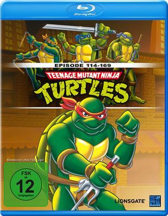 Teenage Mutant Ninja Turtles - Episoden 114-169