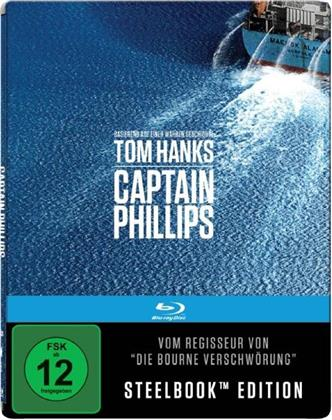 Captain Phillips (2013) (4K Mastered, Steelbook)