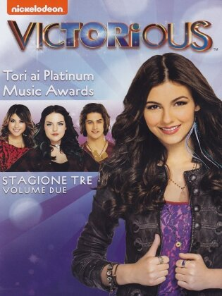 Victorious - Stagione 3.2 (2 DVDs)