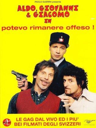 Potevo Rimanere Offeso - Aldo, Giovanni & Giacomo