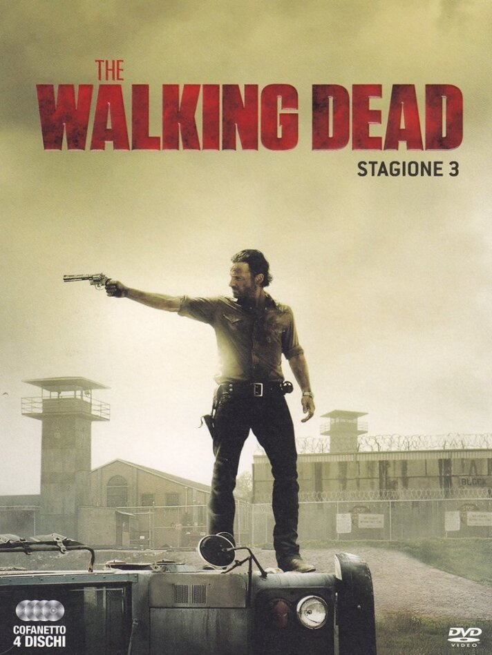 The Walking Dead - Stagione 3 (4 DVDs)