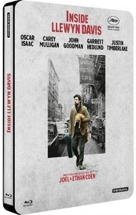 Inside Llewyn Davis (2013) (Steelbook, 2 Blu-rays)
