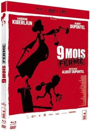 9 Mois Ferme (2013) (Blu-ray + DVD)