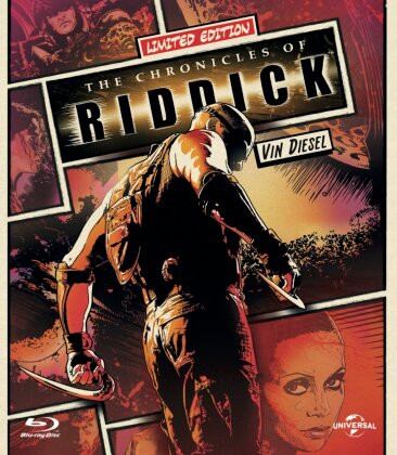 The Chronicles Of Riddick - (Director's Cut - Reel Heroes Collection) (2004)
