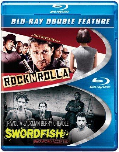 Rock 'n' Rolla / Swordfish (2 Blu-rays)