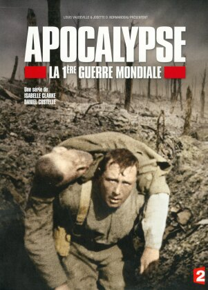 Apocalypse - La 1ère Guerre Mondiale (2013) (n/b, 3 DVD)