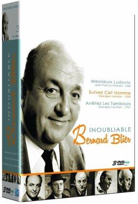 Bernard Blier - Messieurs Ludovic / Suivez cet homme / Arrêtez les tambours (s/w, 3 DVDs)