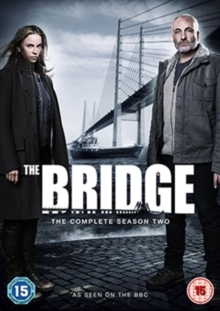The Bridge (BBC) - Series 2 (3 DVDs)