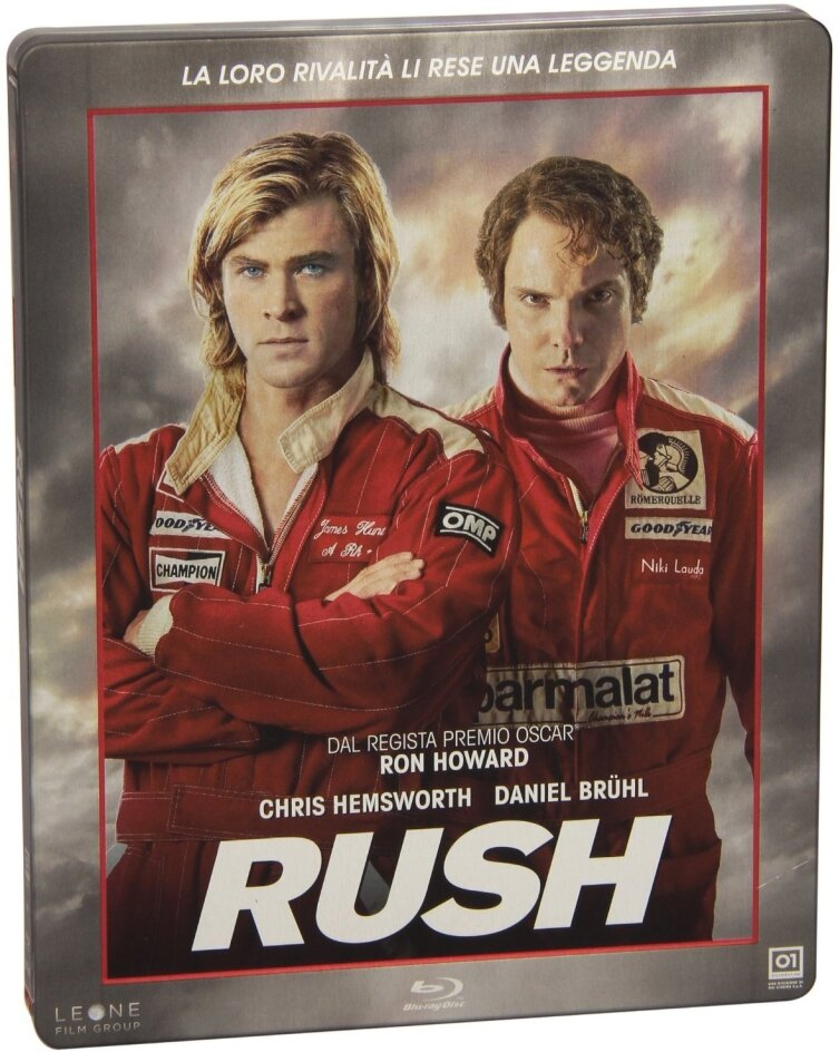 Rush (2013) (Special Edition, Steelbook, 2 Blu-rays)