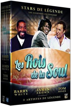 Various Artists - Les Rois de la Soul (Inofficial, 3 DVDs)