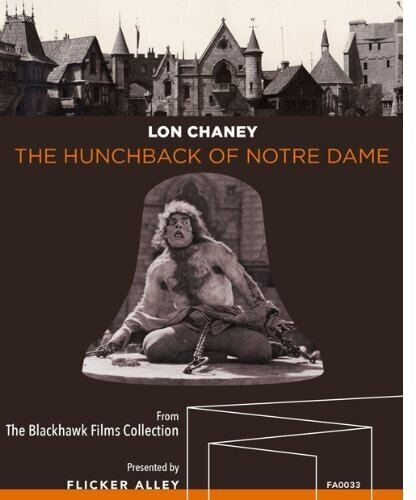 The Hunchback of Notre Dame (1923) (s/w)