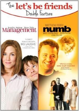 The let's be friends Double Feature - Management / Numb (2 DVDs)