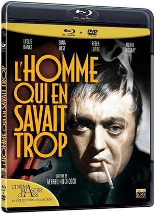 L'homme qui en savait trop (1934) (s/w, Blu-ray + DVD)