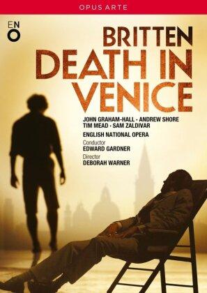 English National Opera Orchestra, Edward Gardner, … - Britten - Death in Venice