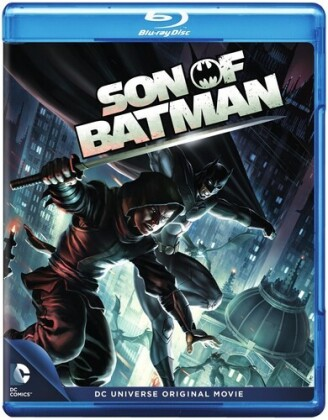 Son of Batman (Blu-ray + DVD)
