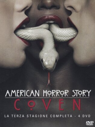 American Horror Story - Coven - Stagione 3 (4 DVD)