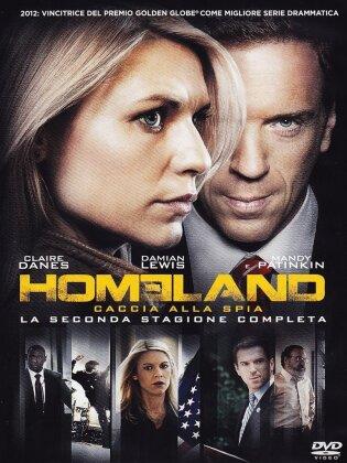 Homeland - Stagione 2 (4 DVD)