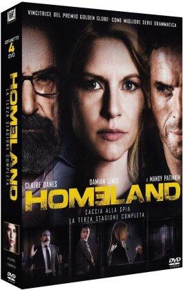 Homeland - Stagione 3 (4 DVD)