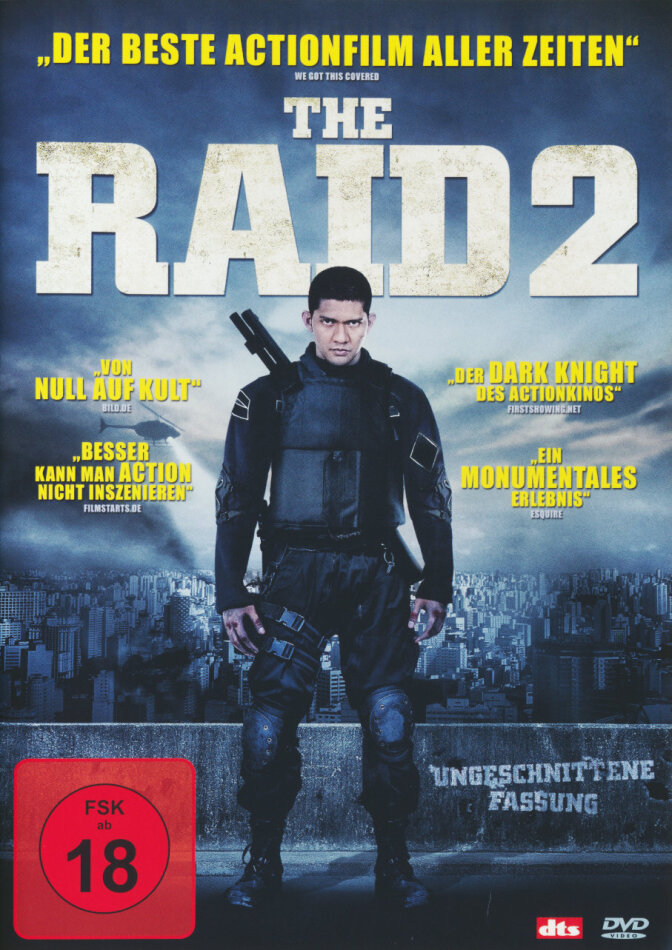 The Raid 2 - Berandal (2014)