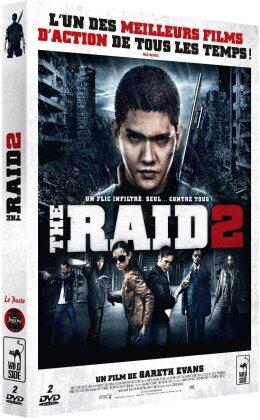 The Raid 2 (2014) (2 DVD)