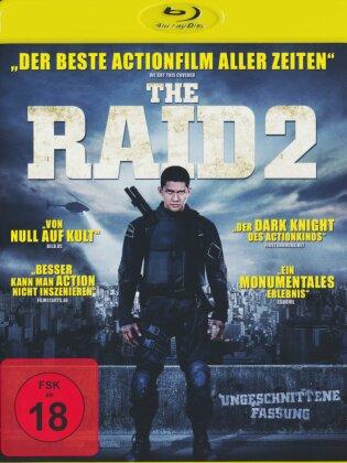 The Raid 2 (2014) (Ungeschnittene Fassung)