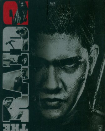 The Raid 2 (2014) (Steelbook, 2 Blu-rays)