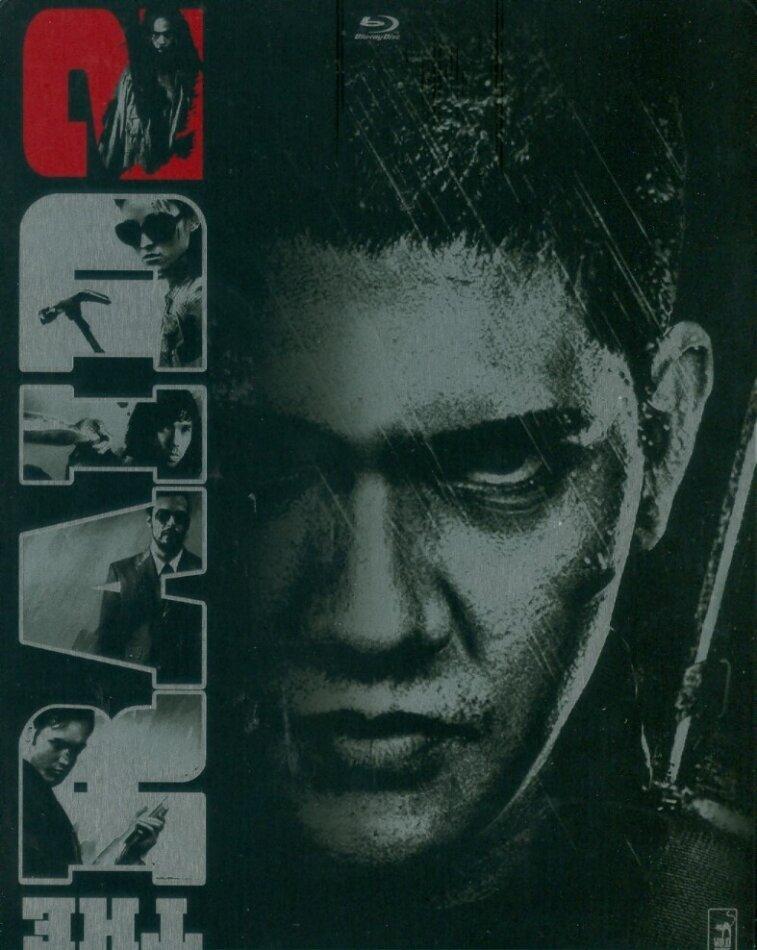 The Raid 2 (2014) (Steelbook, 2 Blu-ray)