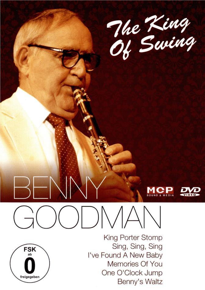 Goodman Benny - The King of Swing