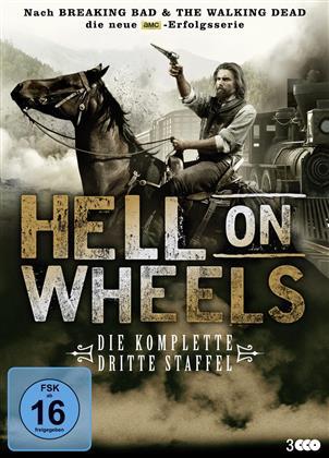 Hell on Wheels - Staffel 3 (3 DVDs)