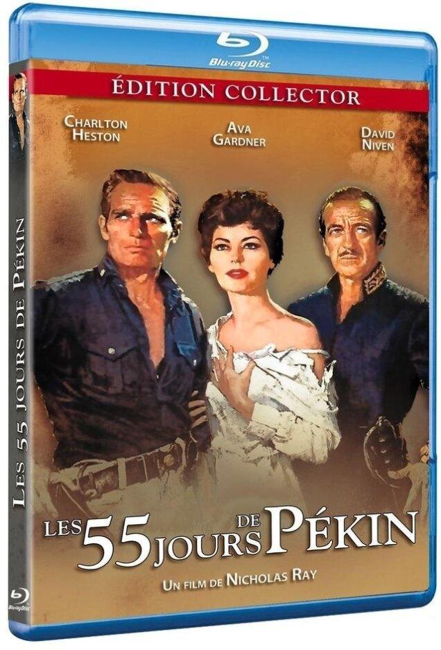 Les 55 jours de Pékin (1963) (Collector's Edition)