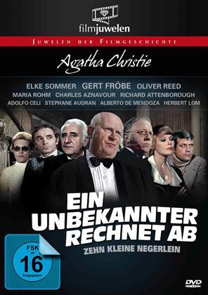 Ein Unbekannter rechnet ab - Zehn kleine Negerlein (Filmjuwelen) (1974)