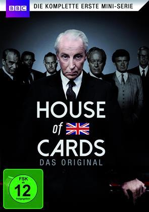 House of Cards - Das Original - Die komplette erste Mini-Serie (1990) (BBC, 2 DVDs)