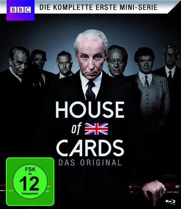 House of Cards - Das Original - Die komplette erste Mini-Serie (1990)