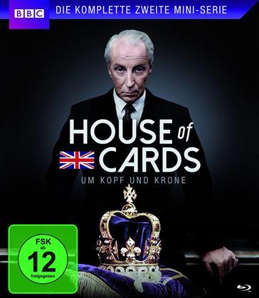 House of Cards - Um Kopf und Krone - Die komplette zweite Mini-Serie