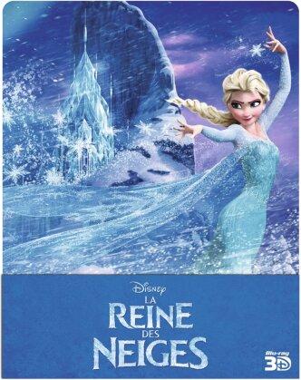 La Reine des Neiges (2013) (Limited Edition, Steelbook)