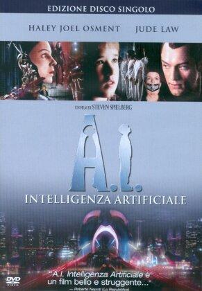 A.I. - Intelligenza Artificiale (2001) (Single Edition)