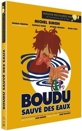 Boudu sauvé des eaux (1932) (Collector's Edition, Digibook, Blu-ray + DVD)